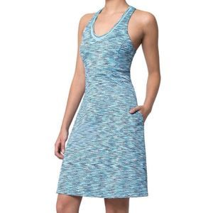 MPG Travel Teal racerback dress 9552
